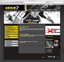 Geax.com Overhaul / New Video Released and Contest!