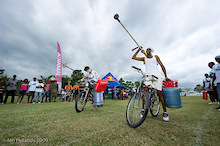 Jamaica Fat Tyre Festival - Day 1 - The Bicycle Bash