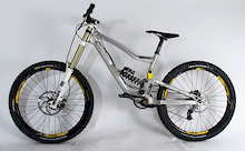 New NukeProof DH Bike - First Peek