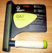 Ergon GA1 Grips - Reviewed