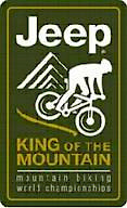 Jeep King Of The Mountain 2005 MTB World Championships Line-ups