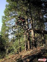 Whistler 2000 Biking super hero road trip