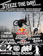 Ryan Rose Presents: Steeze the Day BMX/MTB Jam