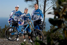Commencal 2010 Team Launch