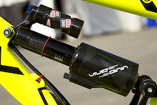 Sea Otter Spy Photos: RockShox Vivid Air Shock