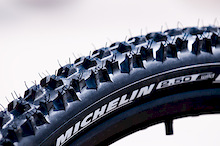 Sea Otter 2010 - New Michelin Tires