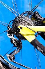 Shimano 10 speed Drive Train - Sea Otter 2010