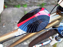 CY FI - Wireless Ipod speaker for your bike!