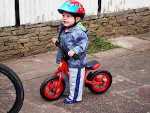 Balance Bikes - The Progression Project!