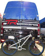 Transition Bikes - Sea Otter 2010