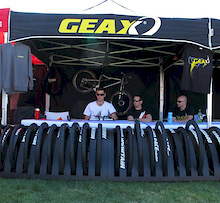 Geax Tires - Sea Otter 2010