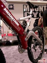 Mountain Cycle at Interbike 2002