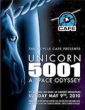 Unicorn 5001: A space Odyssey