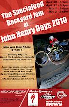 John Henry Days 2010!