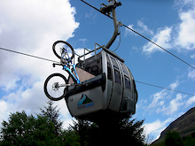 Gondola accessed bike trails reopen in May - UK riders!