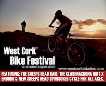 West Cork Bike fest 2010 - Ireland