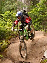 A Day in the Life of Whistler Bike Park Patrol