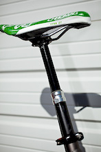 RockShox Reverb Telescoping Seatpost: First Ride