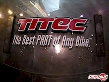 Titec at Interbike 2002
