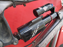 2011 RockShox Vivid Air: First Ride