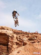 Dave jumps Tour de France Peloton