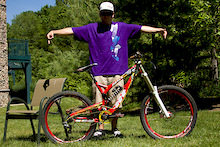 "Sean ""Griz"" McClendon Bike Check"