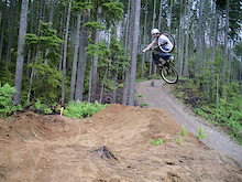 The Darrington Mountain Bike Park Open House and Survey