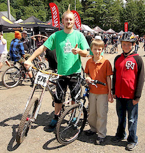 North Shore Bike Fest - The Trek Family Zone
