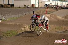 Calgary 4x Racing @ the Calgary BMX Race Track!!!