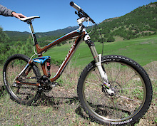 Ross Schnell's Ashland Super D Trek Remedy: Bike Check