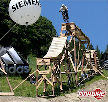 Darren Berrecloth Takes First Place at Adidas Slopestyle