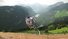 Team Lapierre International at WC3 Leogang