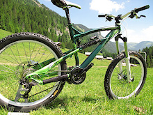 Lapierre's 2011 Mountain Bikes