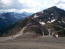 Kicking Horse Bike Park - Trail Crew Update #4 - 2010