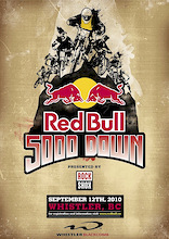 Red Bull 5000 Down - This Weekend!