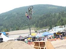 2010 Goat Style Bike Festival Finals