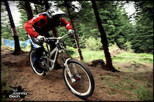 Polish Downhill Championships 2010 Video
