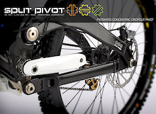 Dave Weagle's SPLIT PIVOT suspension system awarded patent