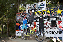 Kyle Thomas, Jill Kintner and Brian Mullen take NW Cup Overall Titles!