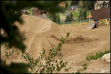 Crankworx Colorado Course Walkthrough in Photos