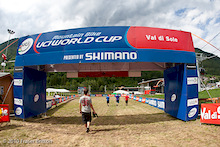 World Cup Val Di Sole Course Overview - 30 Photos