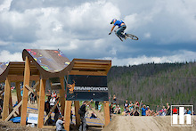 Crankworx Colorado - Slopestyle Qualifying Go Pro Video