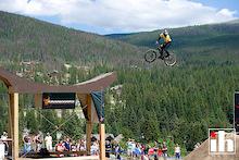 2011Crankworx Colorado July 28-31 at Trestle Bike Park