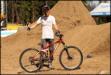 Colorado Crankworx Rider Bike Check