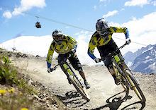 2011 GT Press Launch | Gravity bikes