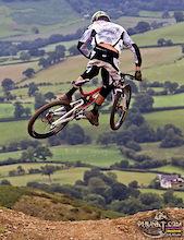 Halo British Downhill Series Round 4 | Moelfre Hall