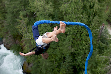 Whistler Bungee - Adrenaline rush to the max!