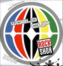 RockShox 2006 World Cup Line