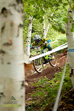Windham DH Bike Set Up with Marc Beaumont