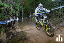 UCI World Championships Mont Saint Anne - Kyle Strait and Mitch Delfs
